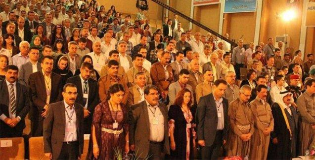 PYD kongresi yapıldı: Tüm saldırılara karşı özgür yaşamı inşa edeceğiz