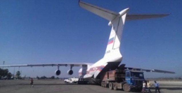 Rusya Lazkiye'de hava üssü kuruyor