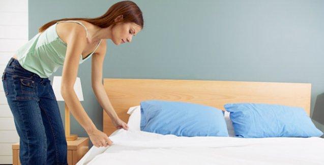 Bilim insanları uyardı: Sakın yatağınızı toplamayın