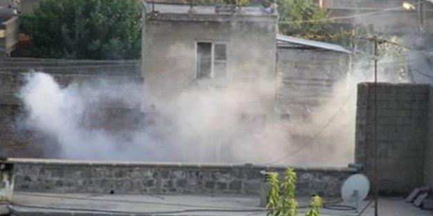 Sur'da patlama: 2'si ağır 5 çocuk yaralı