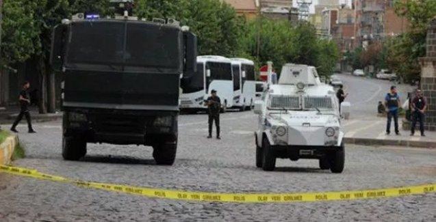 Diyarbakır'da 9 mahallede 'operasyon karşıtı eylemlere' karşı sokağa çıkma yasağı