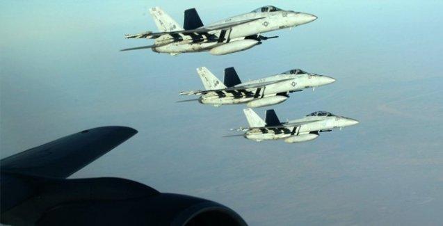 Suriye: ABD uçaklarıyla IŞİD'i bombalıyorken, Rusya neden aynısını yapmasın?