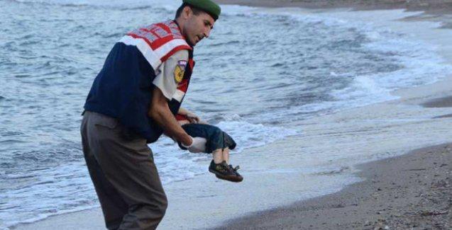 Suriye'li Aylan'ın halası konuştu: Kobani'deki savaştan kaçıp, Kanada'ya geleceklerdi