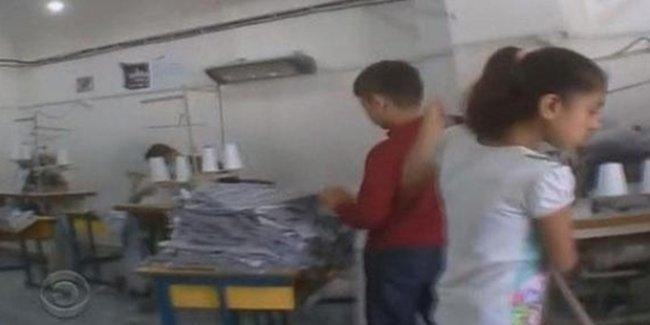 Suriyeli çocuklar ayda 300 liraya, günde 12 saat çalıştırılıyor!