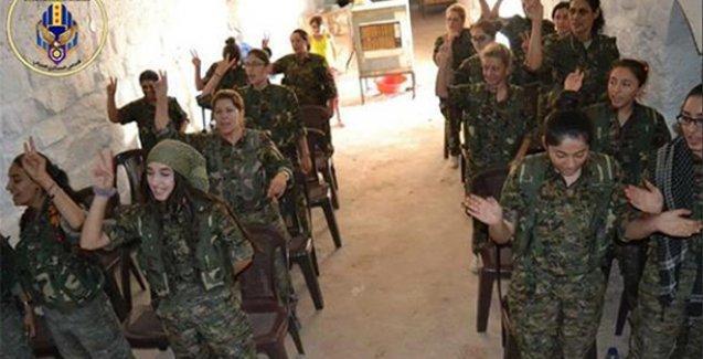Süryani kadınlar IŞİD'e karşı Kadın Savunma Birlikleri kurdu