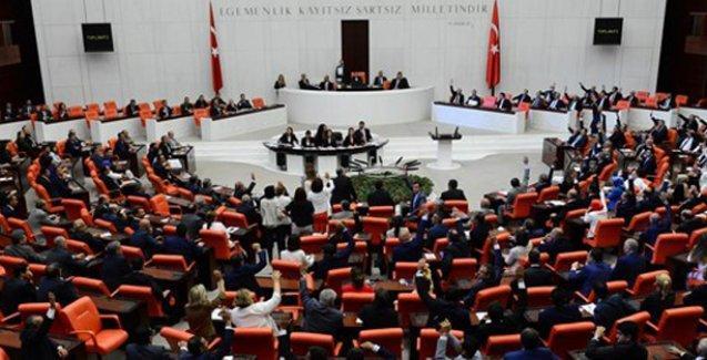 TBMM Suriye-Irak tezkeresi için olağanüstü toplanıyor