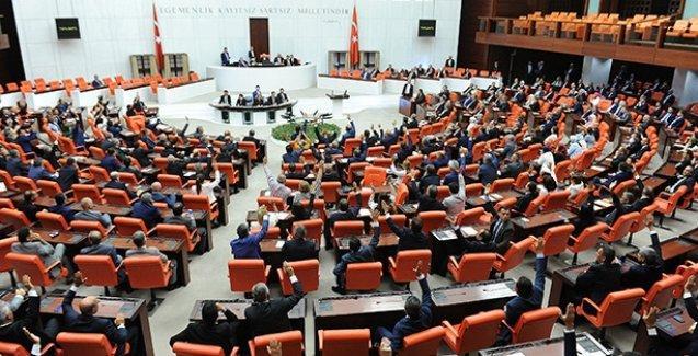 Tezkere için toplanan Meclis'te yemin krizi çıktı
