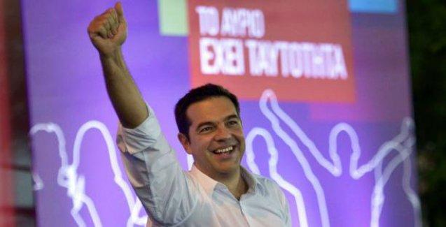 Tsipras: Seçimlerden zaferle çıkacağız