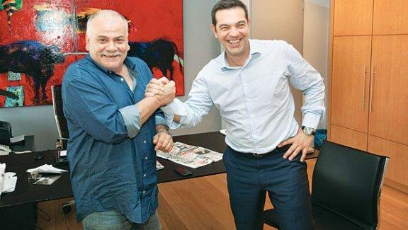 Tsipras seçimlere hazır