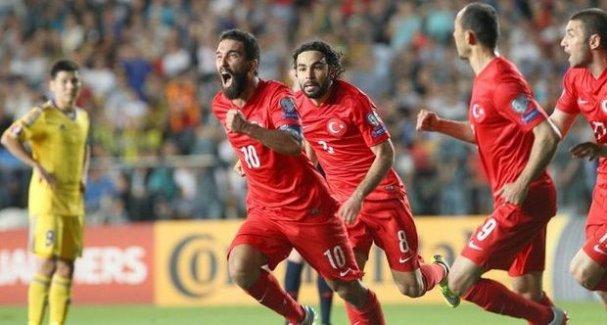 Türkiye Konya'da Hollanda'yı farklı mağlup etti