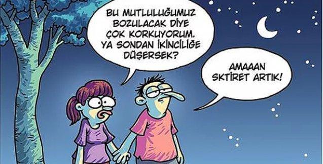 Türkiye'nin mutluluk sıralaması penguenin kapağında
