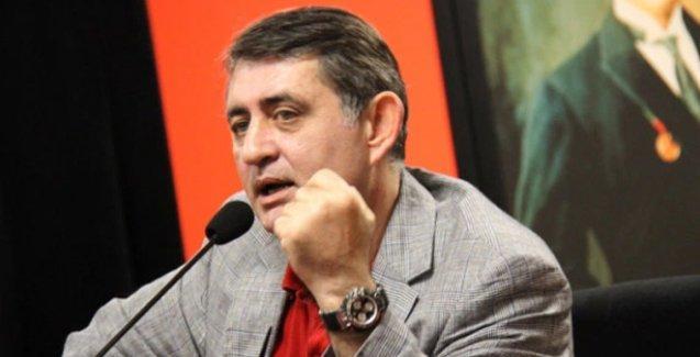 Ümit Zileli kendisini eleştiren Perinçek'e kızdı...Vatan Partisi'nden ayrıldı
