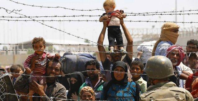 UNICEF'dan göçmen çocuklara ilişkin açıklama