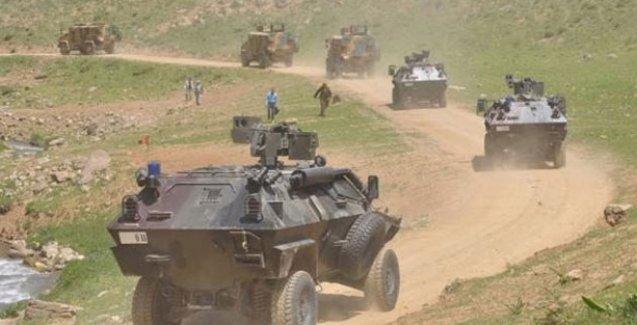 Hakkari'de çok sayıda yer 'özel güvenlik bölgesi' ilan edildi