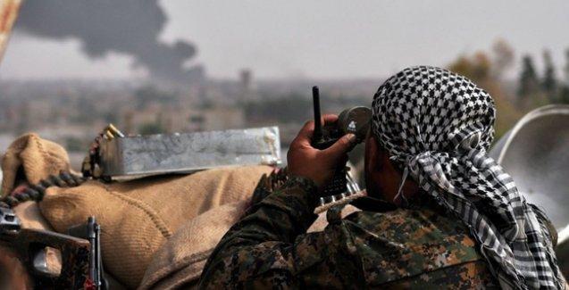 YPG: Türk ordusu 3 gündür Kobani'ye saldırıyor