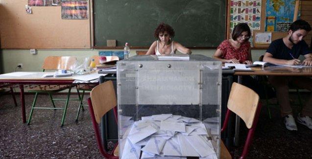 'Yunanistan'da seçime düşük katılım, halkın sandıktan umudunun olmadığının göstergesi'