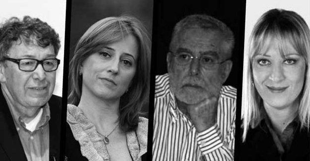 200 gazeteci ve akademisyenden '1 Kasım sözü': Erdoğan yönetimini temizleyeceğiz