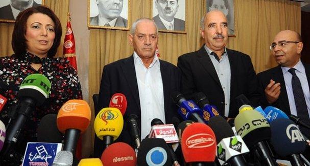 2015 Nobel Barış Ödülü Tunus Ulusal Diyalog Dörtlüsü'nün oldu