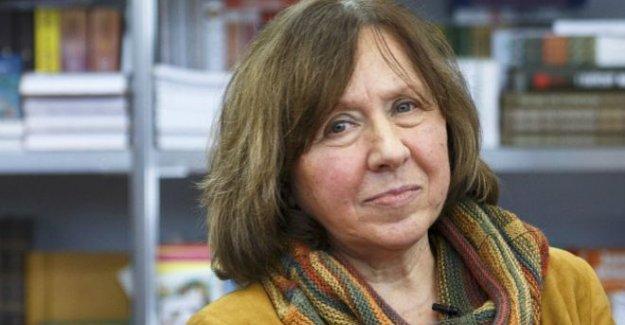 2015 Nobel Edebiyat Ödülü, Belaruslu Svetlana Aleksiyeviç'in