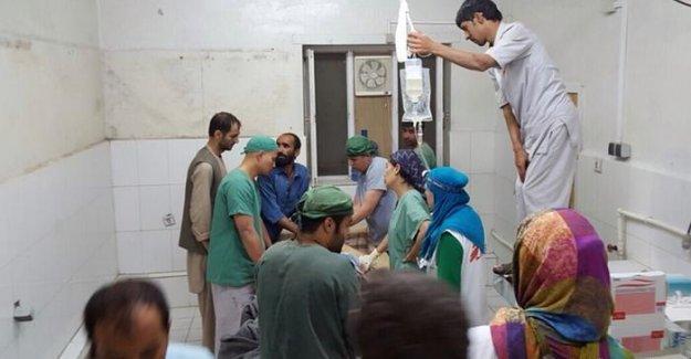 ABD Afganistan'da hastane vurdu: En az 16 ölü