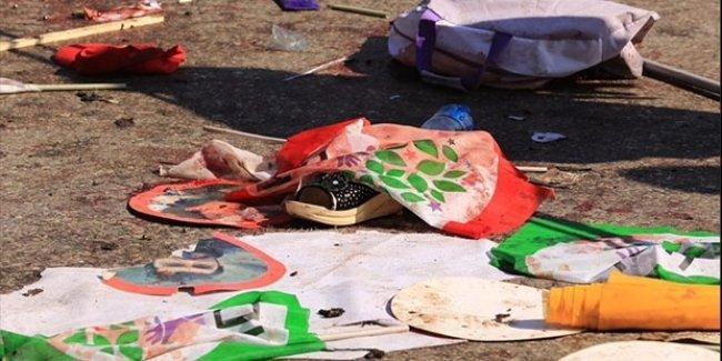 Ankara Katliamı'yla ilgili soruşturmaya yayın yasağı