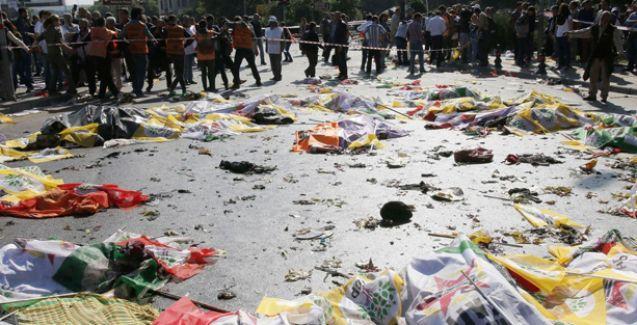 Ankara katliamı haberlerine yayın yasağı