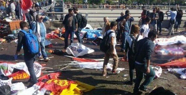 Ankara Katliamı'nda yaralananlara  polis tacizi