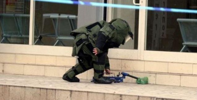 Ankara'da bomba ihbarı