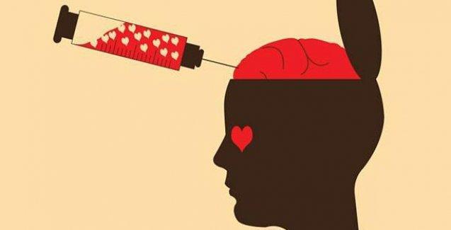 Aşık olmak beyinde eroinle aynı etkiyi yaratıyor
