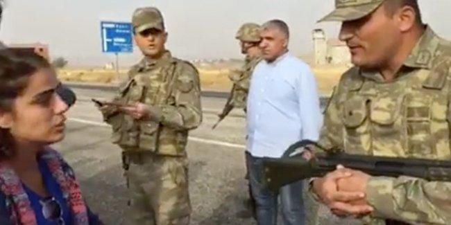 Askerden HDP'li milletvekiline: Herkes seçim çalışması yapamaz