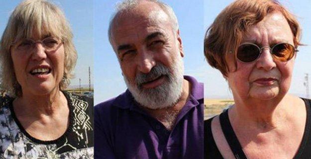 Avrupalı parlamenterler Nusaybin'e alınmadı