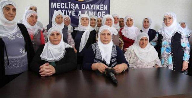Barış Anneleri'nden çağrı: Devlet, KCK'nin eylemsizlik kararına ilişkin adım atsın