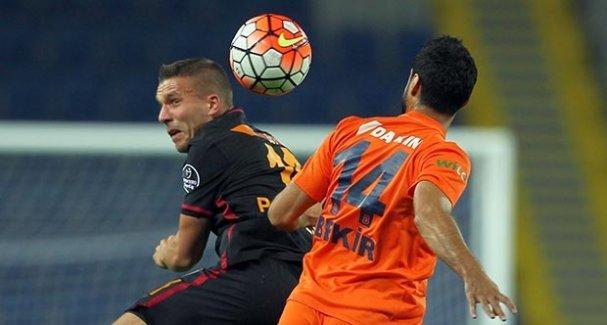Başakşehir: 0 - Galatasaray: 2