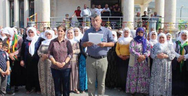 Cizre Halk Meclisi'nin 'askere gitmeme' kararına Vicdani Ret Derneği'nden destek