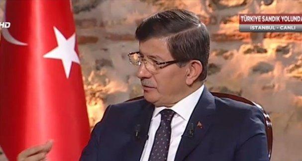 Davutoğlu'ndan Gül'e 'HDP'ye taziye' tepkisi: Taziye kime verilir, taziye evi kim?