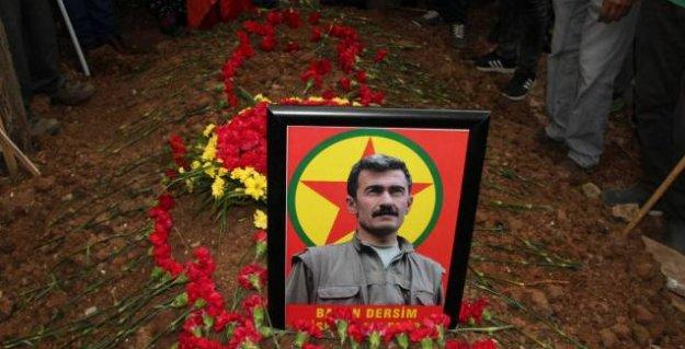 Dersim'de öldürülen HPG komutanı Aydemir, Sakine Cansız'ın yanına defnedildi