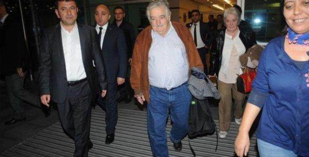 Mujica: Ne yüzle Nobel Barış Ödülü veriyorlar