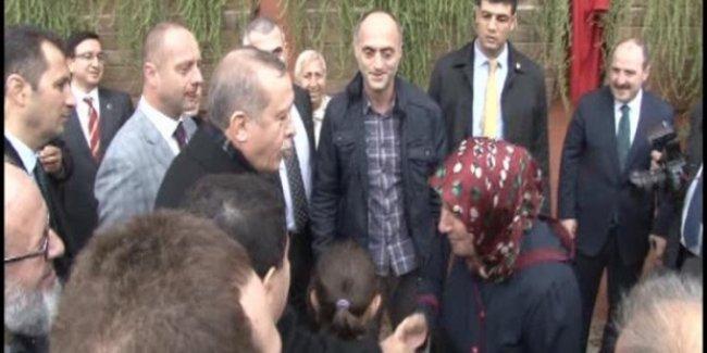 Erdoğan'dan 2 çocuk babasına: Yazıklar olsun sana