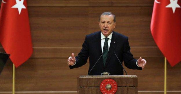 Erdoğan: Kesinlikle bu hadiseyi tırmandırmak gibi bir düşüncemiz yok