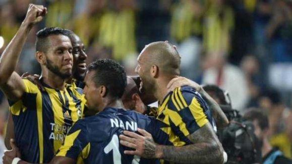 Fenerbahçe Ajax'ı Fernandao ile geçti