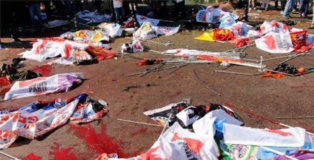 Katliam öncesi 'Bomba Ankara'da patlayacak' tweeti atan 2 kişi gözaltında