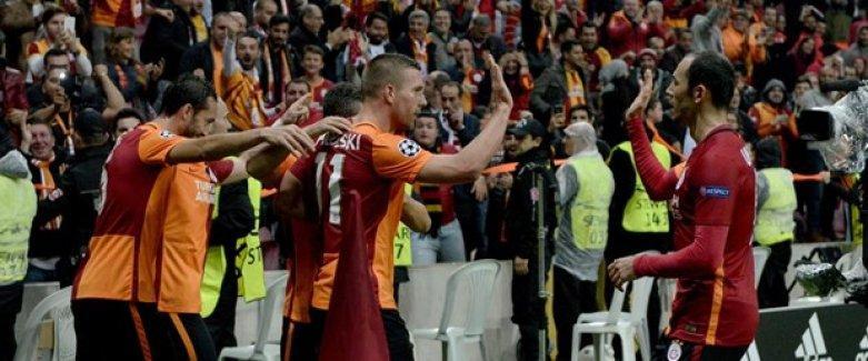 Galatasaray 'varım' dedi