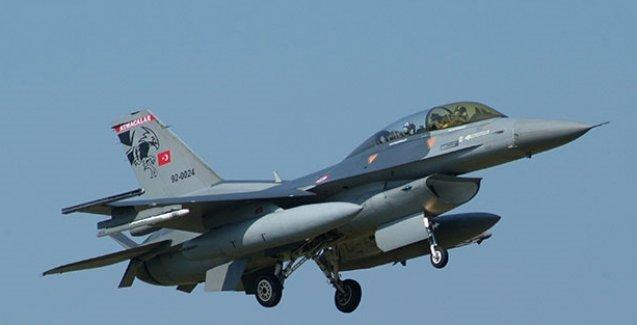 Genelkurmay: F-16'larımız taciz edildi