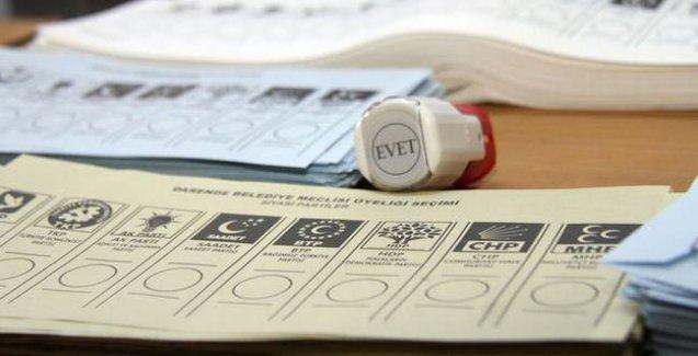 Seçimlere 10 gün kala partililerin oy durumu