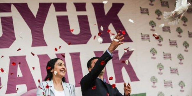 HDP 1 Kasım seçim şarkısını açıkladı