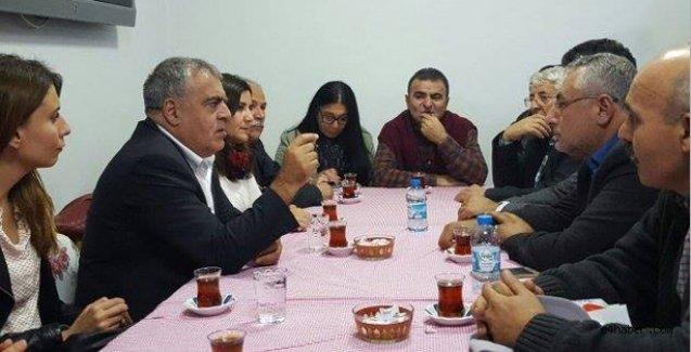 HDP'li Doğan: Kürt, Türk, Alevi fark etmez, birlik olmamız gerekiyor