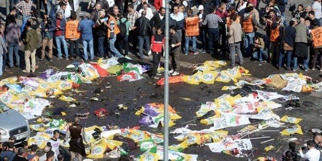 Ankara Katliamı mağduruna, 26 bin TL tedavi masrafı