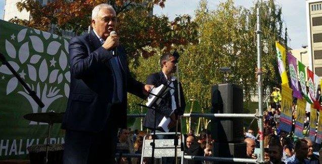 HDP Milletvekili Celal Doğan İsviçre'den sordu: Bu insanlar buharlaştı mı?