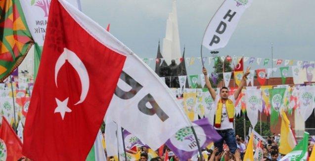 HDP mitingine konser engeli