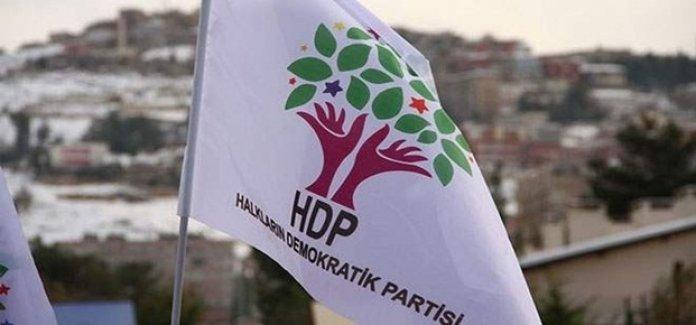 Ankara'da HDP'lilere saldırı